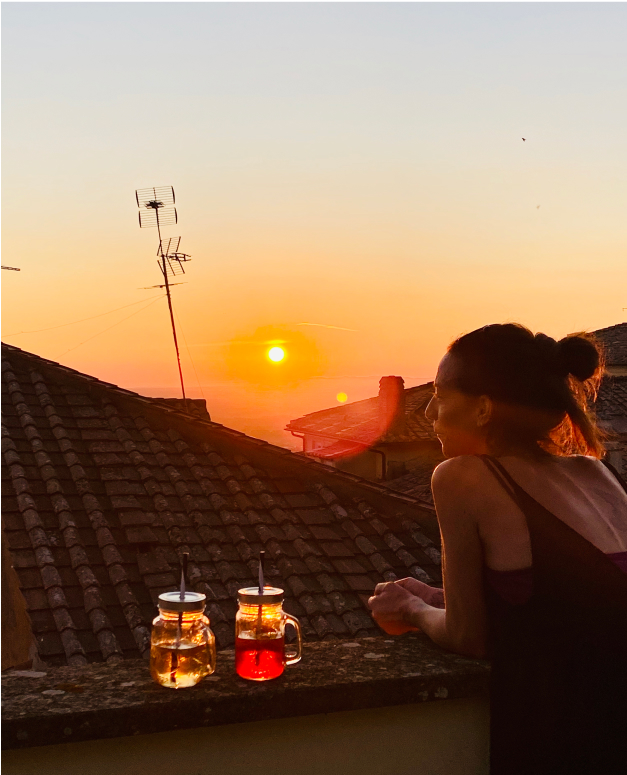 rural coliving in italy